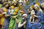 Adoración de los Reyes Magos