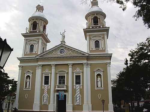 Iglesia de amparo