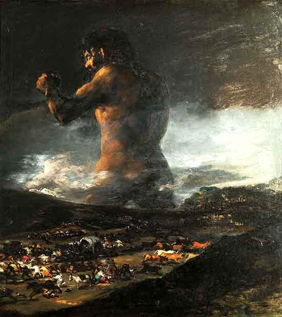 Goya el pánico