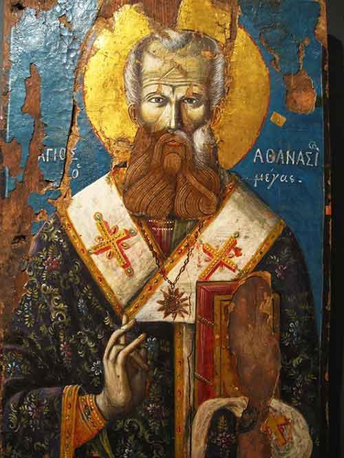 San Atanasio de Alejandría o San Atanasio el Grande