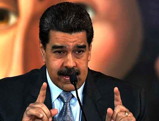 Maduro interviene públicamente en favor de una nueva constitución en Chile