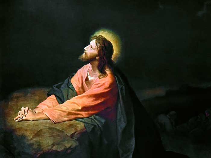 La soledad y el abandono de Jesús