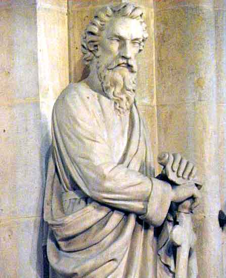 El apóstol San Pablo