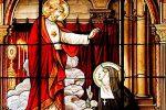 El Sagrado Corazón y Santa Margarita María Alacoque