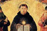 Santo Tomás de Aquino y aristóteles