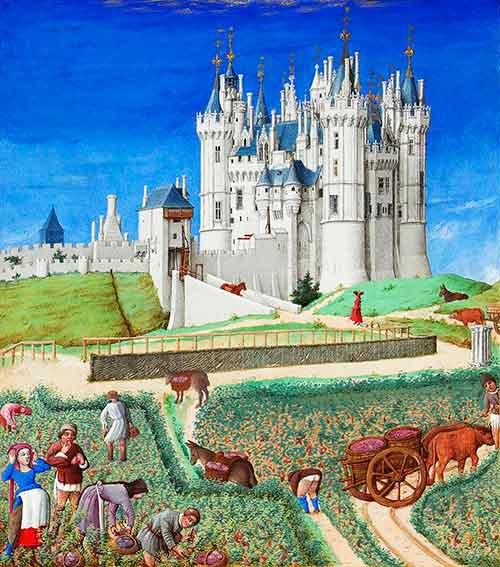 Vida en la Edad Media