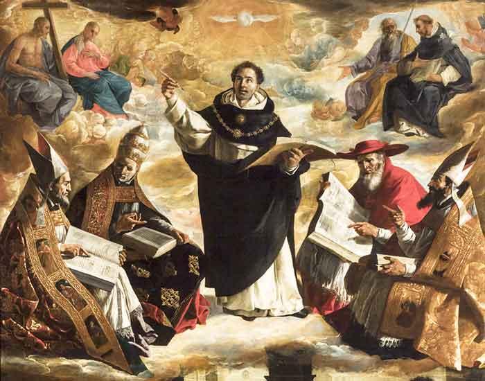 Santo Tomás de Aquino y la desigualdad de los seres