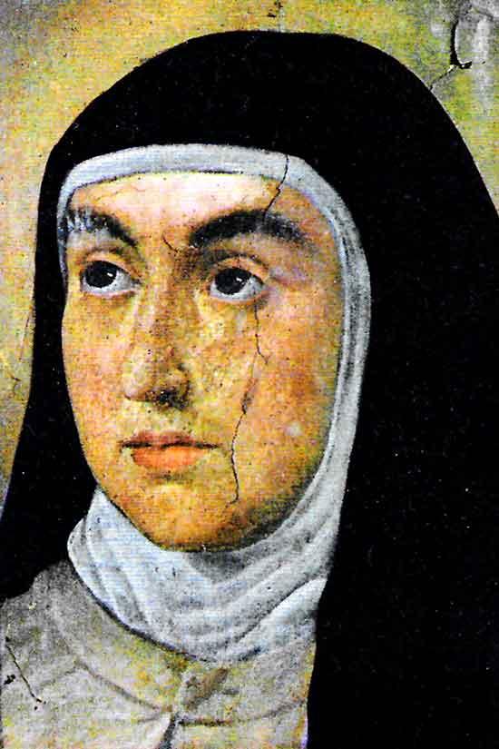 Santa Teresa de Jesús amaba los Mandamientos que cumplía