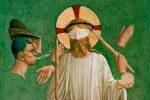 Burla de Cristo durante la Pasión