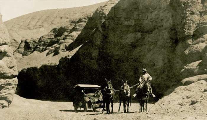 El chileno recio y aventurero