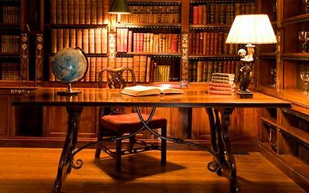 el libro y su ambiente