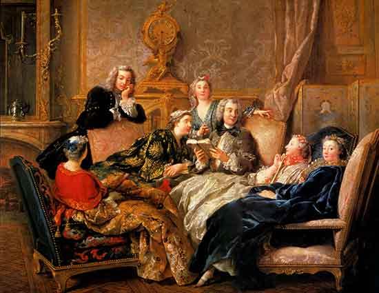 El arte de conversar alcanzó su apogeo en la Francia del Antiguo Régimen