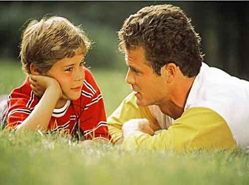 La conversación tiene un gran papel para la unión de la familia