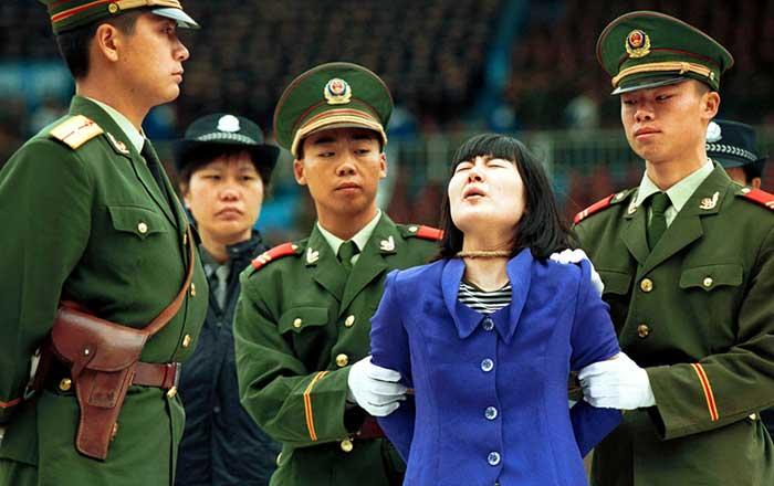 La persecución religiosa y contra los católicos en China