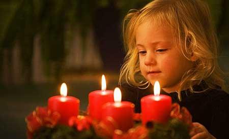 Las discretas bellezas de la llama de una vela