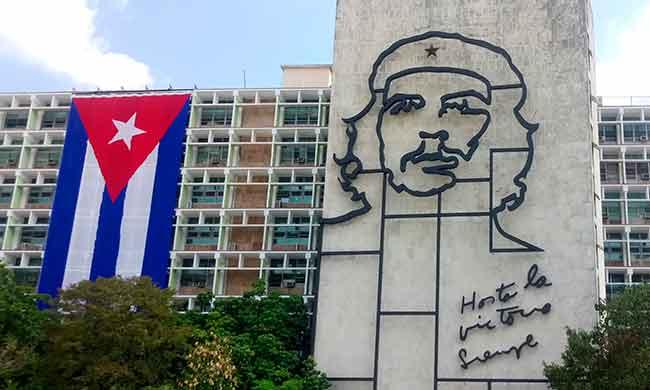 Che Guevara, una fría máquina de matar por odio puro
