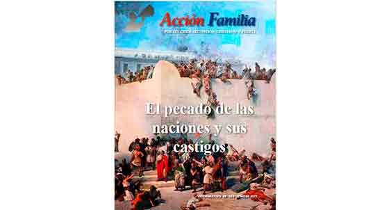 Acción Familia Informativo 88 – Septiembre 2021